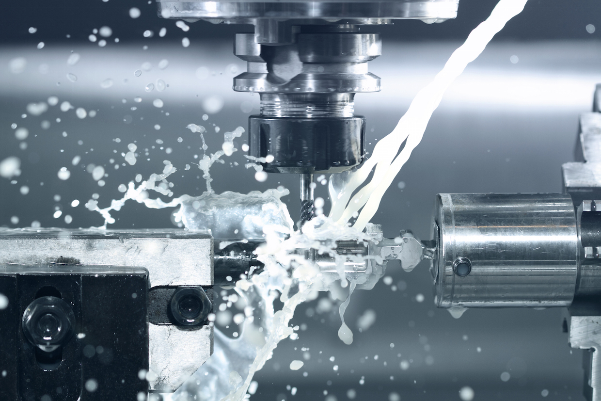 CNC machinery - Vector Engineering
